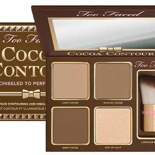 Too Faced Cocoa Countur Light To Medium