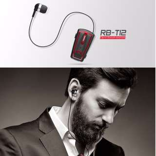 Remax RB-T12 Bluetooth Earphone