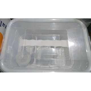 Baby Feeding Bottle Container