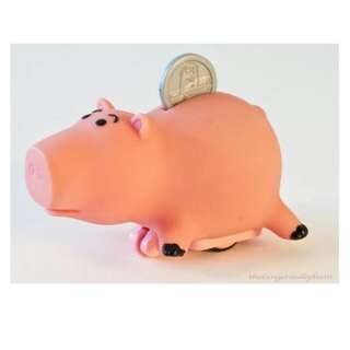 Toy Story Hamm The Pig CNY pig year promo 5 pigs for 10 dollar while stock last!!