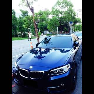 BMW 220i 總代理(自售)