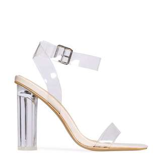 Clear Ego Offical Heels