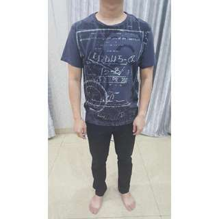 Guess Round Neck Tshirt