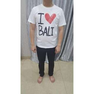 Contempo I Love Bali Tshirt