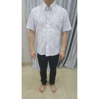 Pierrox Checked Shirt