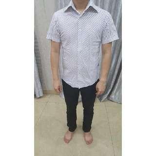 Jack Jones Stripe Shirt
