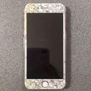 iPhone 6/7 Plus Rapunzel 迪士尼 長髮公主 玻璃mon貼