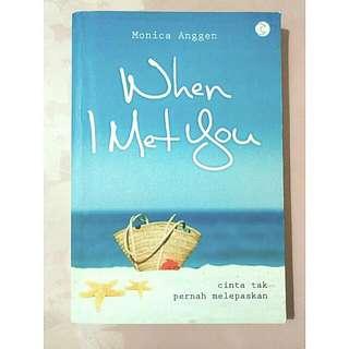 "Novel ""When I Met You"""