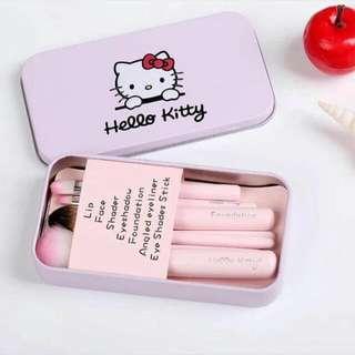 Hello Kitty Make-up brush (Set)