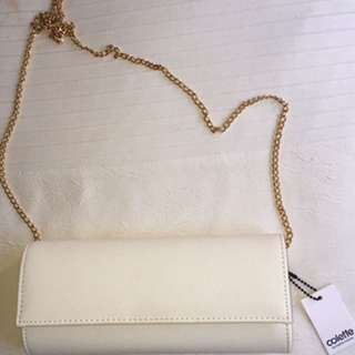 Colette Clutch Brand New With Tags