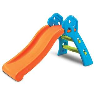 Grow'N Up -Qwikfold A Fun Slide (Orange)