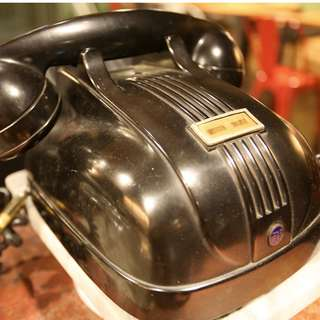 電木電話 手搖電話 1920s