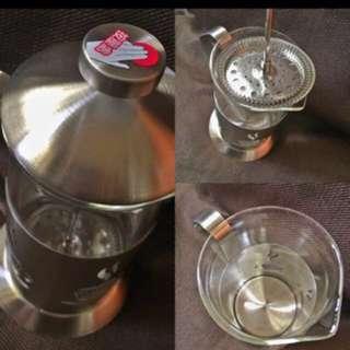 #304 不鏽鋼 沖茶壺 沖茶器 泡茶