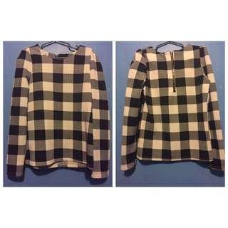 Checkered Longsleeve