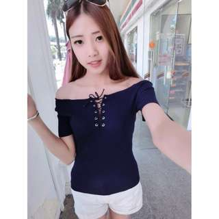 Quintana Knitted Tops S-L free size