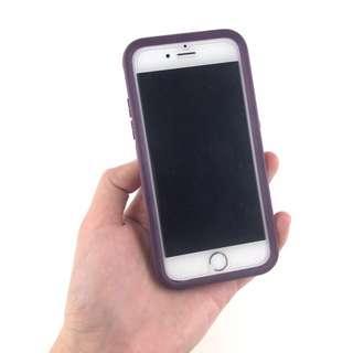 iPhone6/6s 犀牛盾防摔殼-紫(小瑕疵)🌈👾🤳🏻