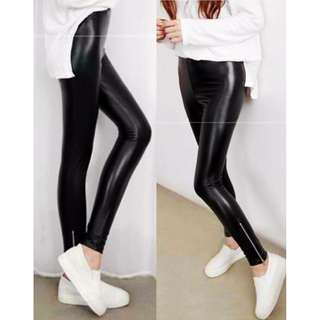 Xio Leggings Black Color Only S-L free size