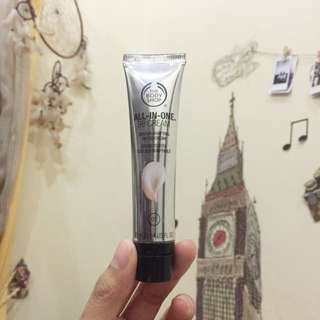 Body Shop All In One Bb Cream Colour Adapting Tinted Cream