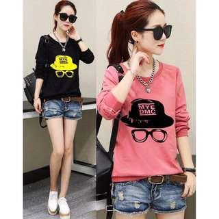 Xia Fab Sweatshirt S-L free size L