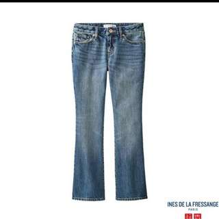 Uniqlo Flare Jeans