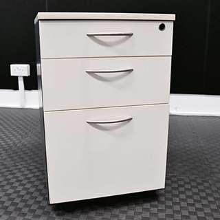 Office Pedestal (Side Cabinet/Drawer)