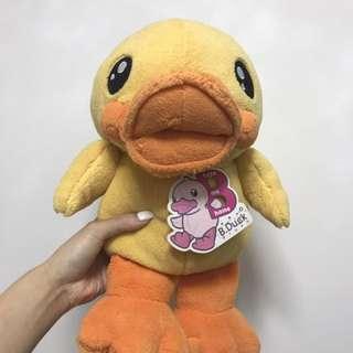 B-Duck 毛公仔