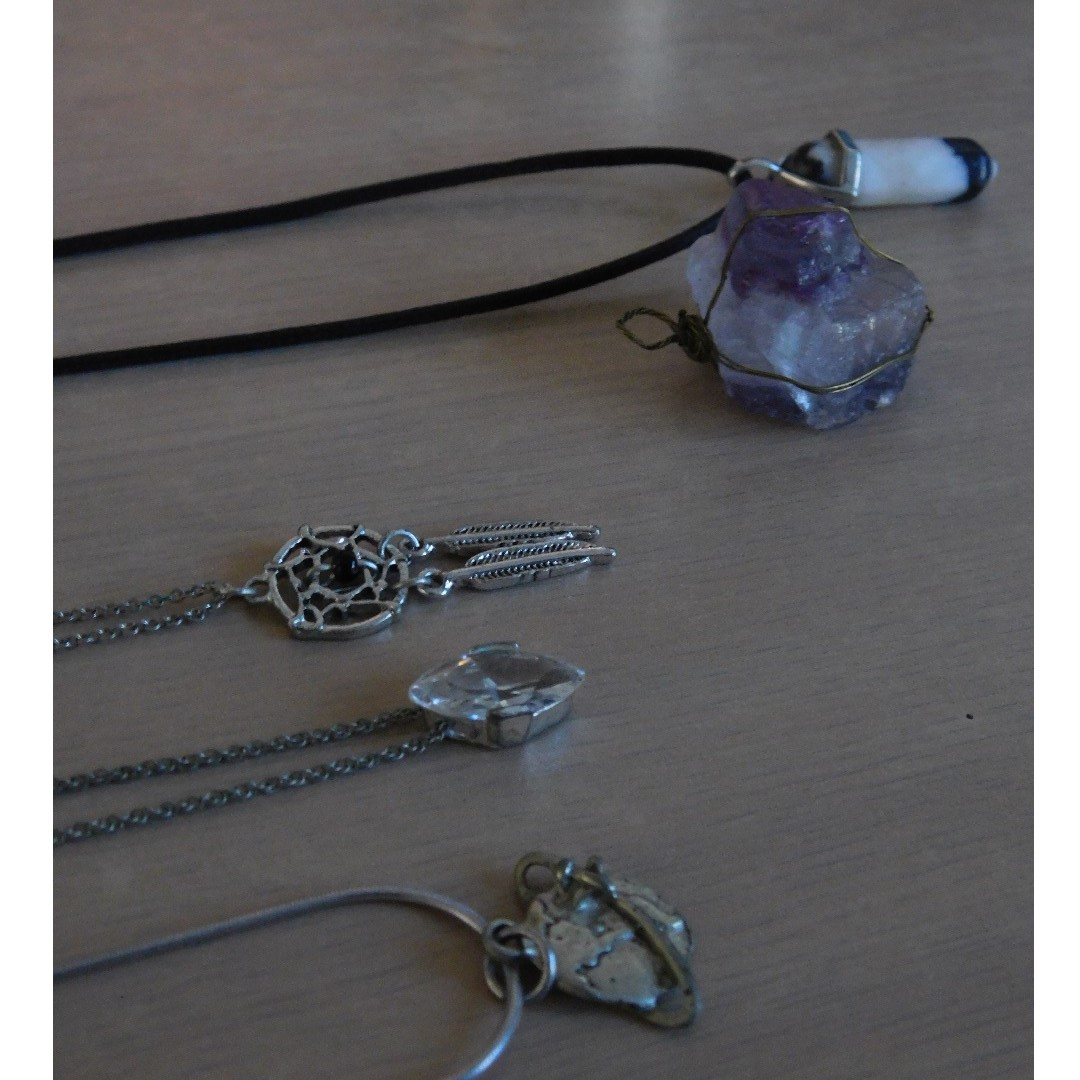 5pc Boho Necklaces
