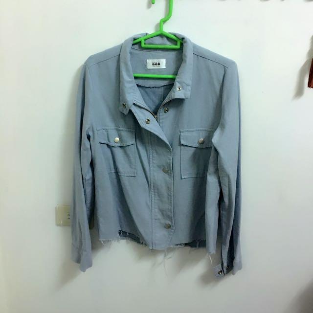 韓國購入牛仔外套