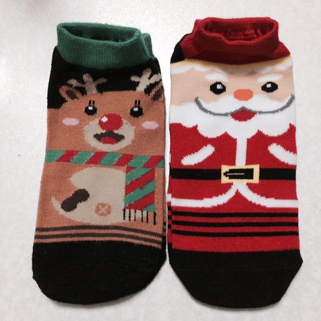 四雙台灣製襪子