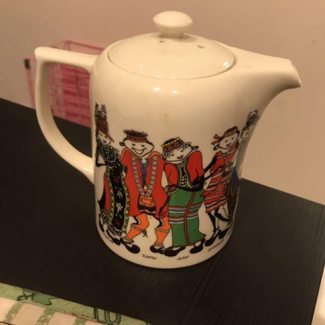 原住民陶瓷壺