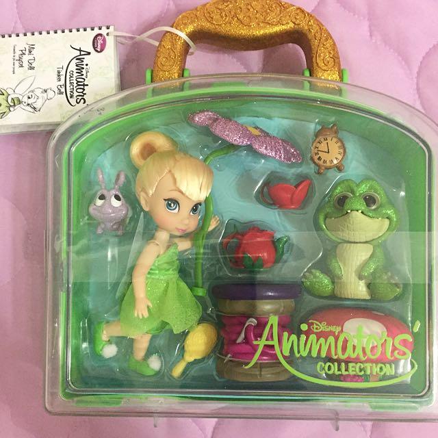 美國 奇妙仙子 Tinkerbell 公仔 玩具 娃娃