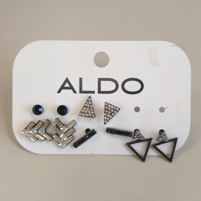 ALDO - 5 pairs of Earrings
