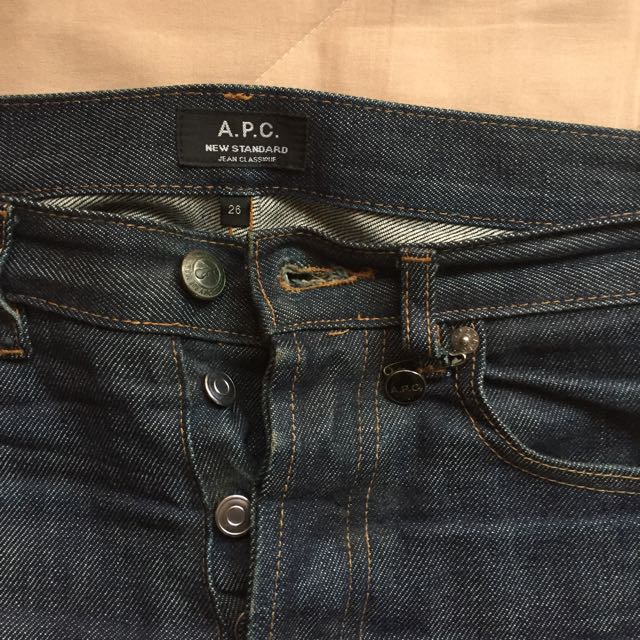 A.P.C. New Standard Denim