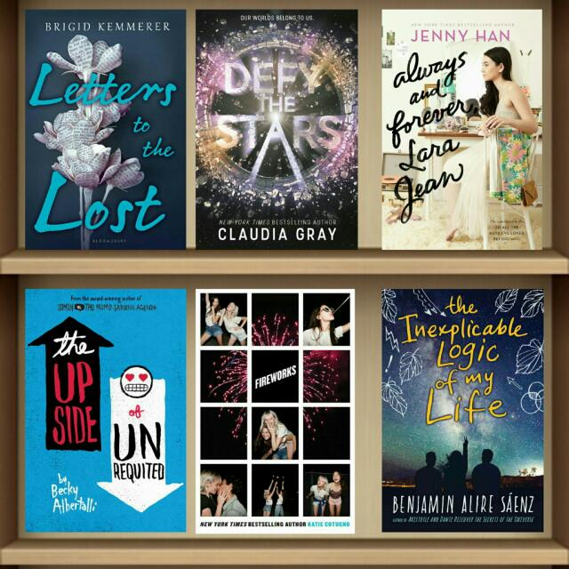 April 2017 YA Ebooks