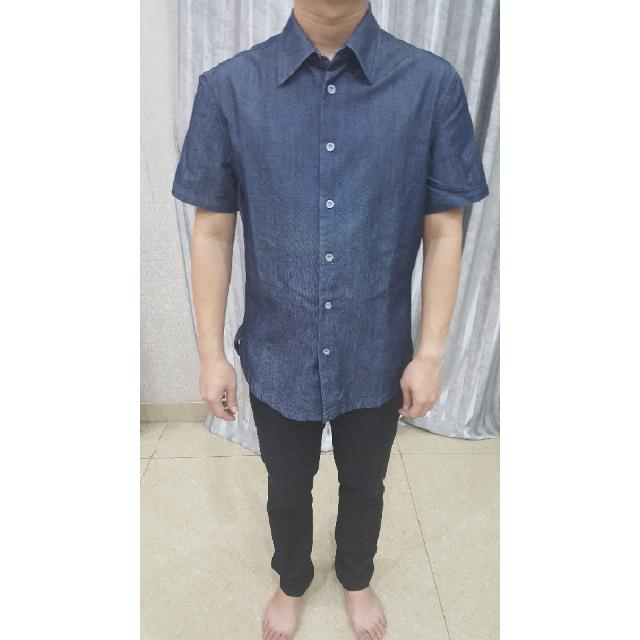 Armani Exchange Denim Shirt