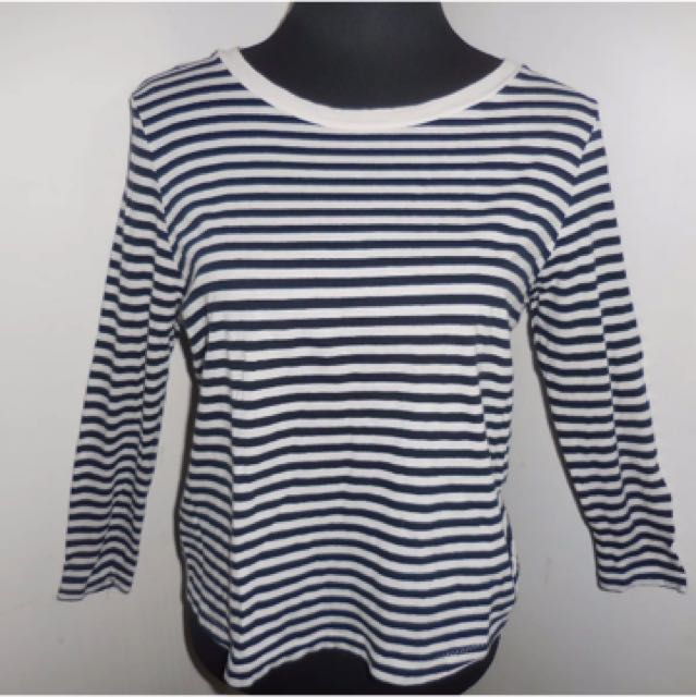 Auth Zara 3/4 Shirt
