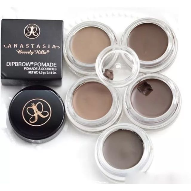 Authentic 100% ABH Dipbrow With Free Eyebrow Brush