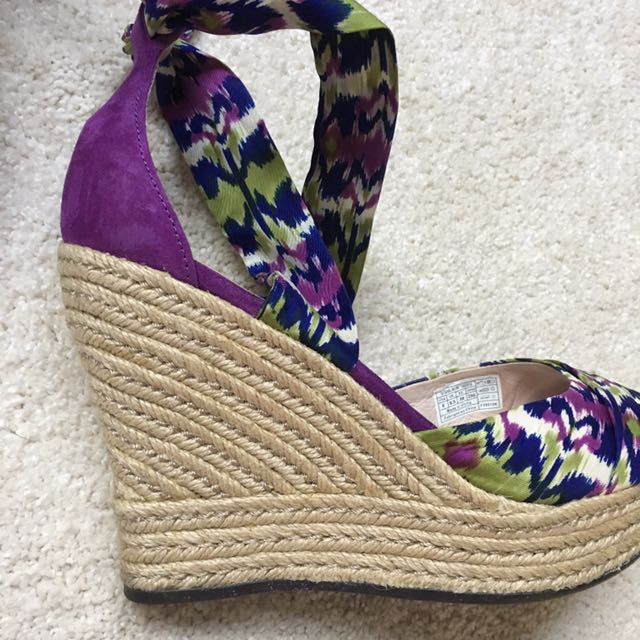 Authentic Ugg Wedges