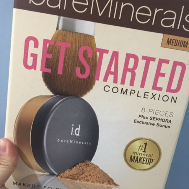 Bare Minerals Get Started Kit Medium