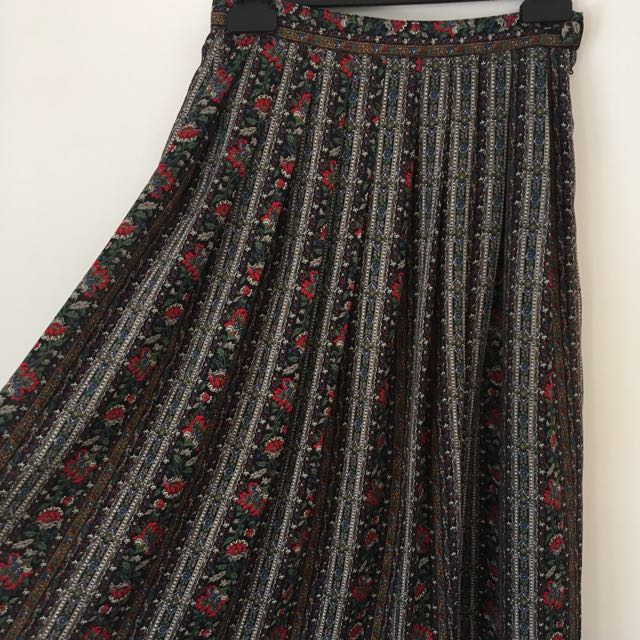 Beautiful Full Length Skirt