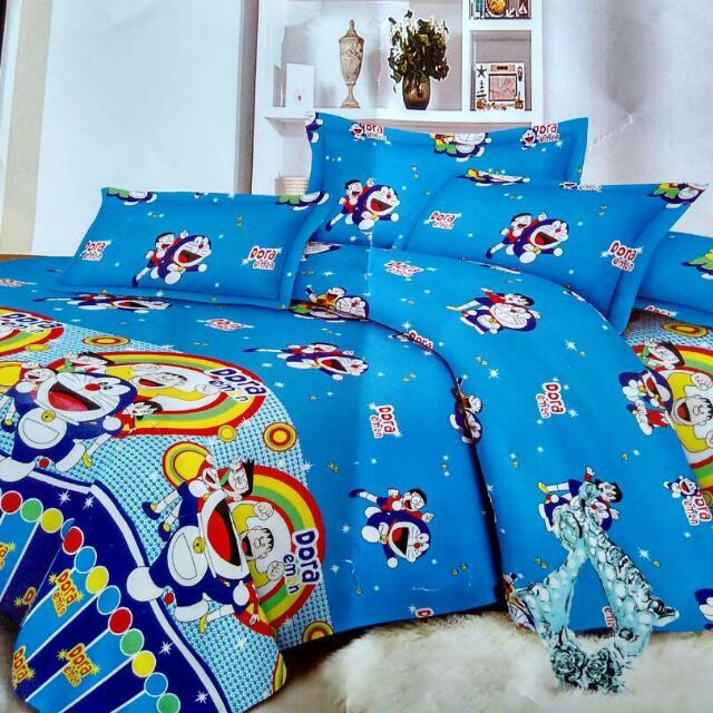 Bed Cover Murah 2