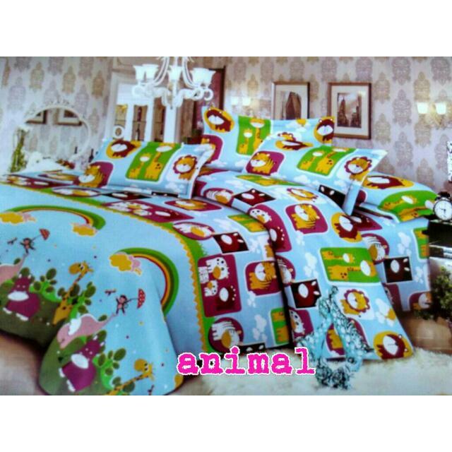 Bed Cover Murah 3