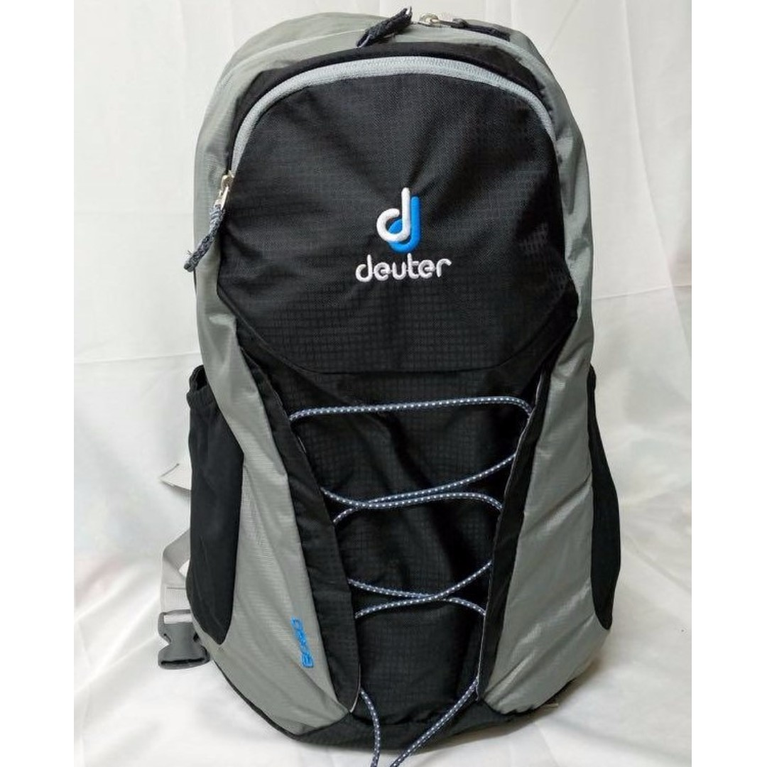 Black Deuter Gogo Backpack