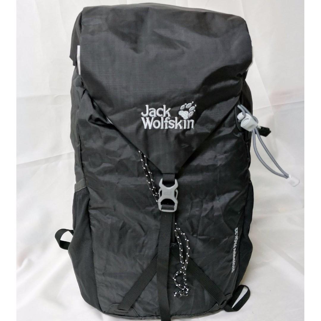 Black Jack Wolfskin Stowaway Pack 22