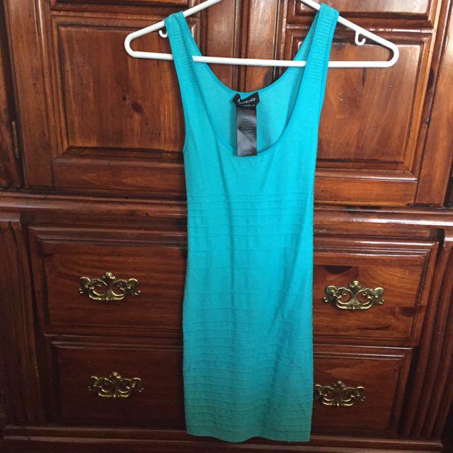 Blue Bebe Clubbing Dress