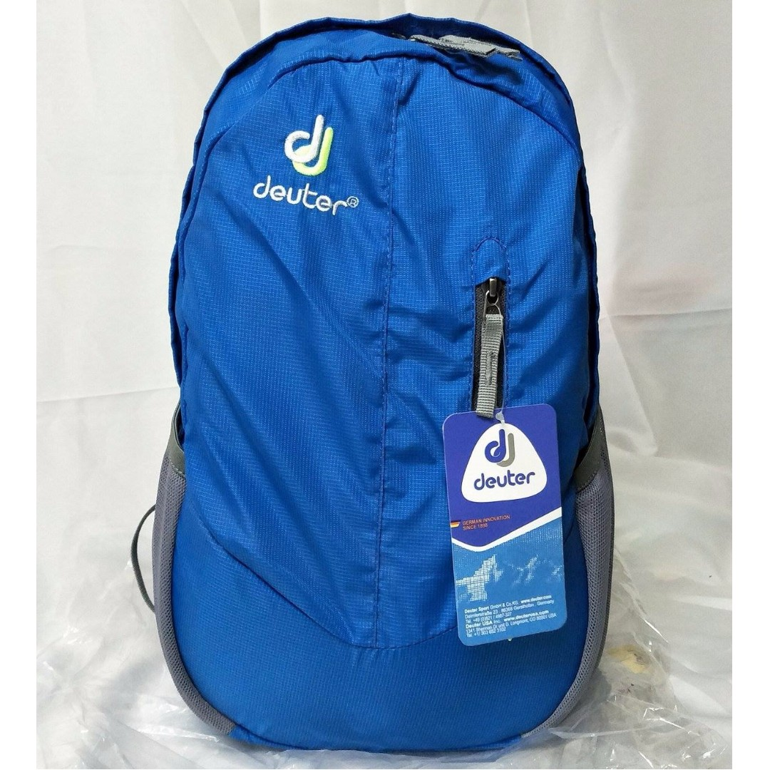 Blue Deuter Nomi Backpack
