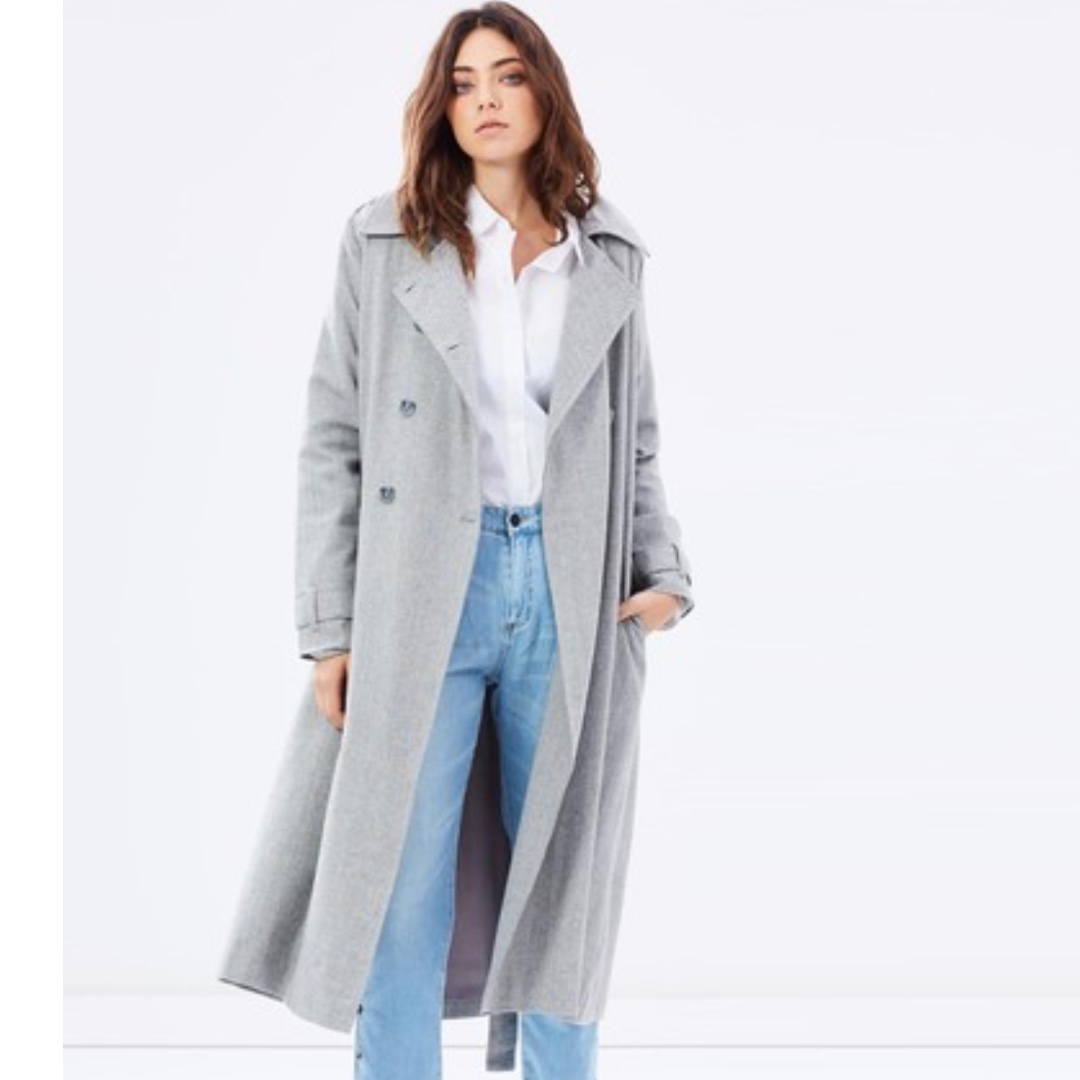 'Rendezvous Coat' by The Fifth Label