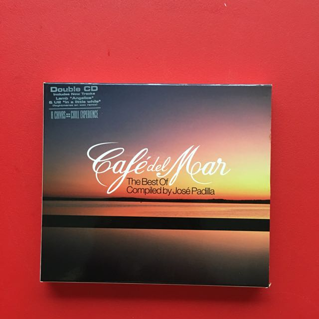 Cafe Del Mar - The Best Of Compiled By Jose Padilla