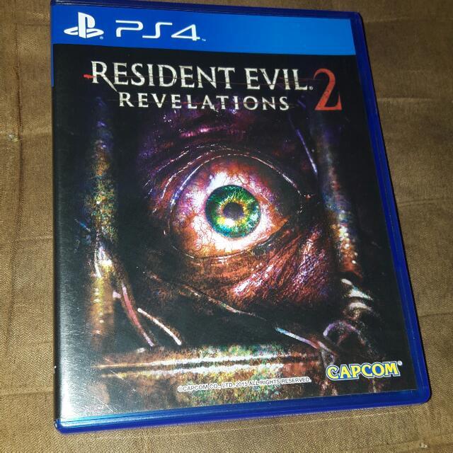 Call Of Duty & Resident Evil Revelations 2