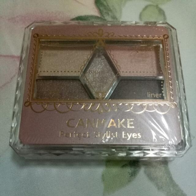 CANMAKE Perfect Stylist Eyes Eyeshadow